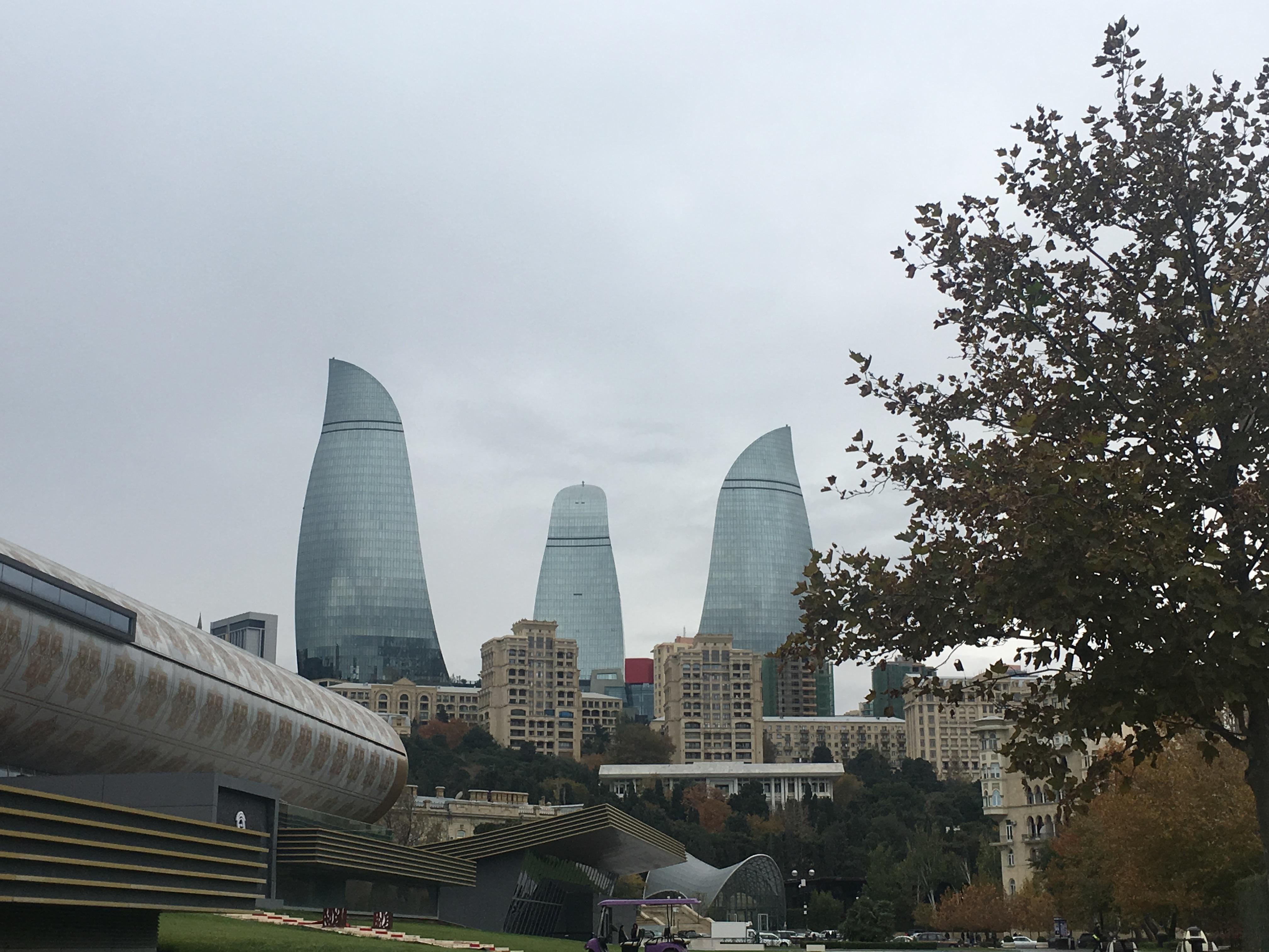 Azerbaijan: Stakeholder Visit
